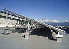 太陽光発電システム用支持架台